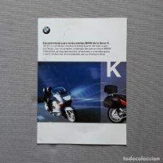 Coches y Motocicletas: EQUIPAMIENTO BMW SERIE K. Lote 243895785