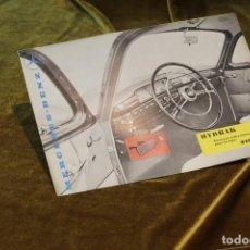 Coches y Motocicletas: MERCEDES BENZ FOLLETO PUBLICITARIO. HYDRAK, EMBRAGUE HIDRO-AUTOMÁTICO.. Lote 243900560