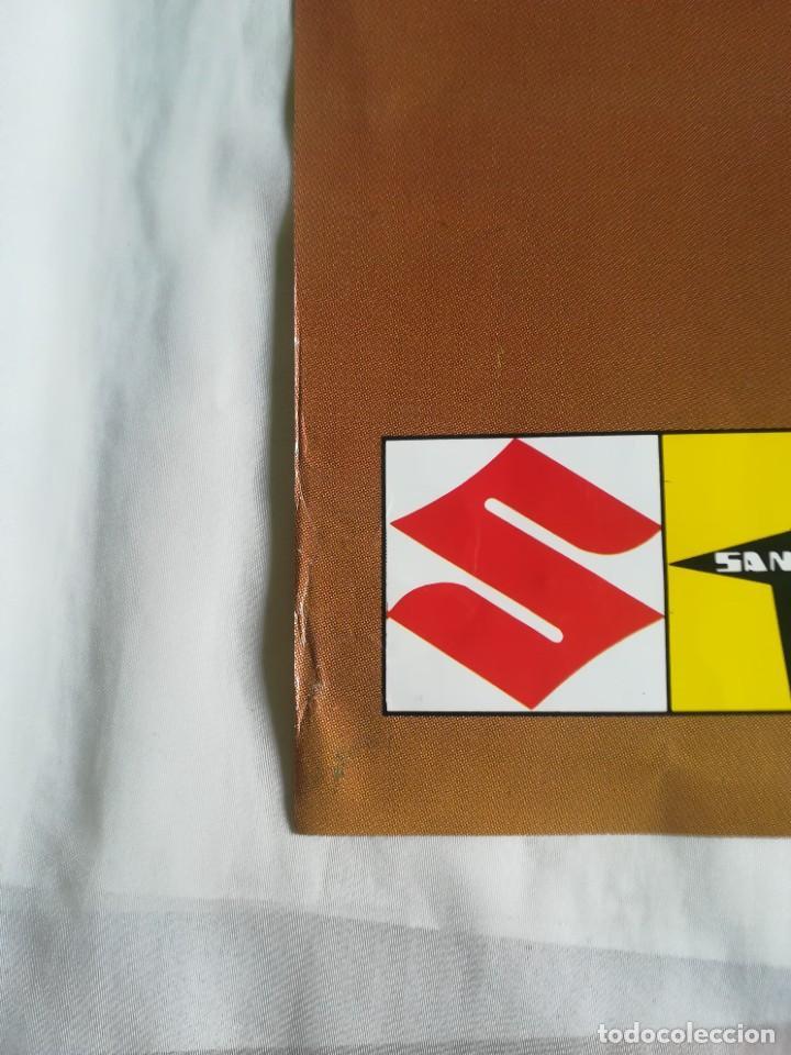 Coches y Motocicletas: Impresionante póster cartel Suzuki Super Carry año 1988 - Foto 10 - 244418655