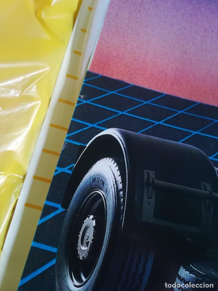 Coches y Motocicletas: Impresionante póster cartel camión Pegaso Tecno año 1985 - Foto 8 - 244677750