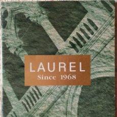 Automobili e Motociclette: CATÁLOGO NISSAN LAUREL. NOVIEMBRE 1991. EN JAPONÉS. Lote 245385945