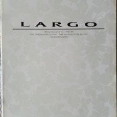 Automobili e Motociclette: CATÁLOGO NISSAN LARGO. MAYO 1993. EN JAPONÉS. Lote 245386345