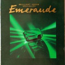Automobili e Motociclette: CATÁLOGO MITSUBISHI EMERAUDE. OCTUBRE 1992. EN JAPONÉS. Lote 245387375