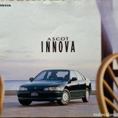 Automobili e Motociclette: CATÁLOGO HONDA ASCOT INNOVA. MARZO 1995. EN JAPONÉS. Lote 245388425