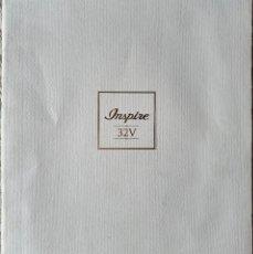 Automobili e Motociclette: CATÁLOGO HONDA INSPIRE 32V. NOVIEMBRE 1996. EN JAPONÉS. Lote 245390515