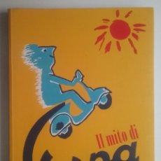 Coches y Motocicletas: VESPA SCOOTER MOTOCICLETA LIBRO IL MITO 1996. Lote 247128735