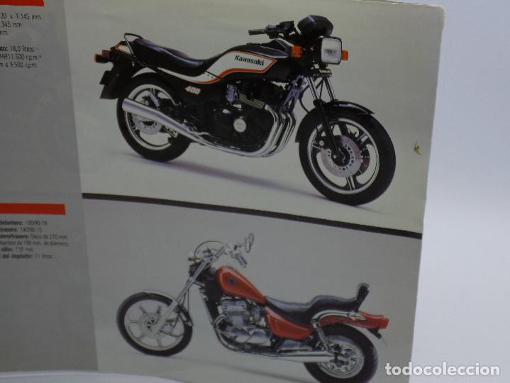 Coches y Motocicletas: CATALOGO KAWASAKI AÑOS 90 - Foto 5 - 252896920