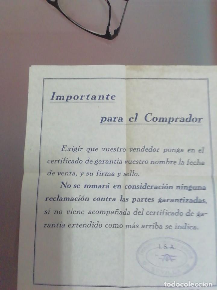 Coches y Motocicletas: Motor mosquito Archidona documentos - Foto 5 - 252915020