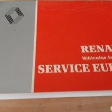 Coches y Motocicletas: RENAULT CATÁLOGOS CAMIÓN 1991 COLECCIONISMO COLISEVM ANTIGÜEDADES. Lote 253302535