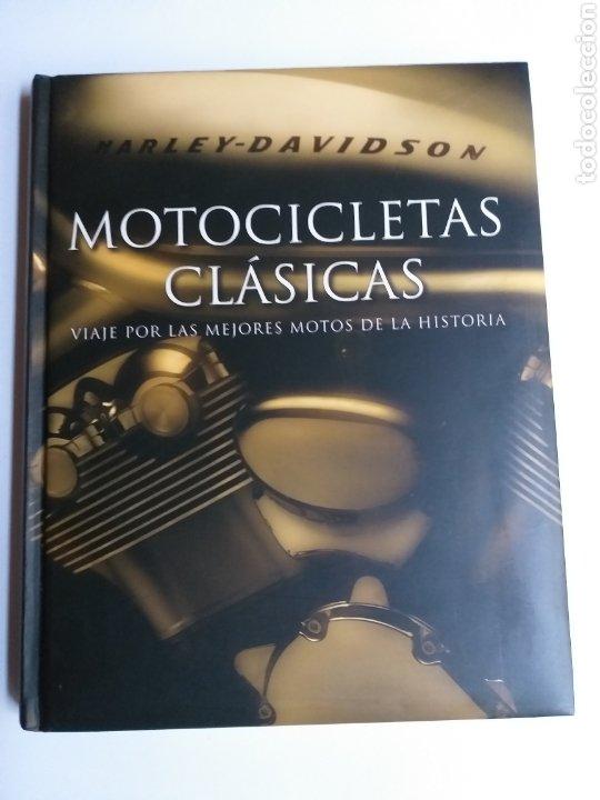 MOTOCICLETAS CLÁSICAS. VIAJE POR LAS MEJORES MOTOS DE LA HISTORIA ROLAND BROWN (Coches y Motocicletas Antiguas y Clásicas - Catálogos, Publicidad y Libros de mecánica)