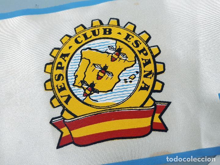 Coches y Motocicletas: DORSAL DE LA MOTO Y HOJA DE HOTELES DE EUROVESPA MADRID 62 - VESPA CLUB ESPAÑA 1962 - Foto 8 - 253553310