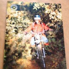 Automobili e Motociclette: BULTACO ALPINA MOD.137/138 |1974 | CATÁLOGO/FOLLETO REPRO. Lote 253936860