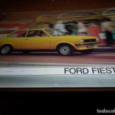 Carros e motociclos: CATALOGO ORIGINAL FORD FIESTA. Lote 254442915