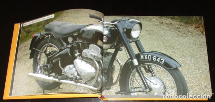 Coches y Motocicletas: MINI BIBLIA DE LA MOTOCICLETA. H. KLICZKOWSKI. EN ESPAÑOL. EDITADO EN BÉLGICA EN 2000 POR TECTUM. - Foto 2 - 261132420
