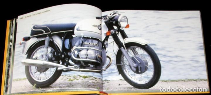 Coches y Motocicletas: MINI BIBLIA DE LA MOTOCICLETA. H. KLICZKOWSKI. EN ESPAÑOL. EDITADO EN BÉLGICA EN 2000 POR TECTUM. - Foto 4 - 261132420