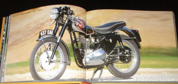 Coches y Motocicletas: MINI BIBLIA DE LA MOTOCICLETA. H. KLICZKOWSKI. EN ESPAÑOL. EDITADO EN BÉLGICA EN 2000 POR TECTUM. - Foto 5 - 261132420