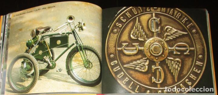 Coches y Motocicletas: MINI BIBLIA DE LA MOTOCICLETA. H. KLICZKOWSKI. EN ESPAÑOL. EDITADO EN BÉLGICA EN 2000 POR TECTUM. - Foto 6 - 261132420