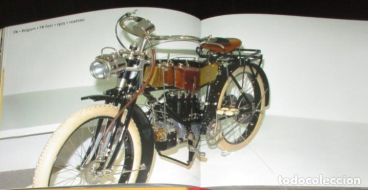 Coches y Motocicletas: MINI BIBLIA DE LA MOTOCICLETA. H. KLICZKOWSKI. EN ESPAÑOL. EDITADO EN BÉLGICA EN 2000 POR TECTUM. - Foto 7 - 261132420