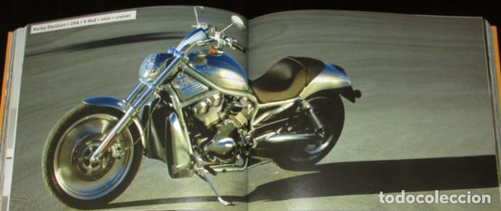 Coches y Motocicletas: MINI BIBLIA DE LA MOTOCICLETA. H. KLICZKOWSKI. EN ESPAÑOL. EDITADO EN BÉLGICA EN 2000 POR TECTUM. - Foto 8 - 261132420