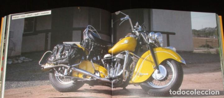 Coches y Motocicletas: MINI BIBLIA DE LA MOTOCICLETA. H. KLICZKOWSKI. EN ESPAÑOL. EDITADO EN BÉLGICA EN 2000 POR TECTUM. - Foto 9 - 261132420