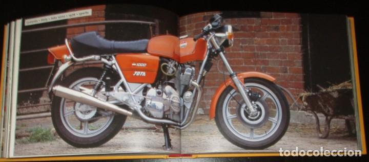 Coches y Motocicletas: MINI BIBLIA DE LA MOTOCICLETA. H. KLICZKOWSKI. EN ESPAÑOL. EDITADO EN BÉLGICA EN 2000 POR TECTUM. - Foto 10 - 261132420