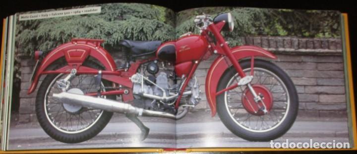 Coches y Motocicletas: MINI BIBLIA DE LA MOTOCICLETA. H. KLICZKOWSKI. EN ESPAÑOL. EDITADO EN BÉLGICA EN 2000 POR TECTUM. - Foto 11 - 261132420