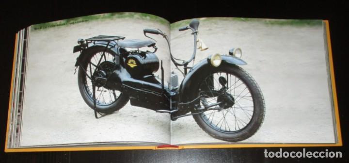 Coches y Motocicletas: MINI BIBLIA DE LA MOTOCICLETA. H. KLICZKOWSKI. EN ESPAÑOL. EDITADO EN BÉLGICA EN 2000 POR TECTUM. - Foto 12 - 261132420