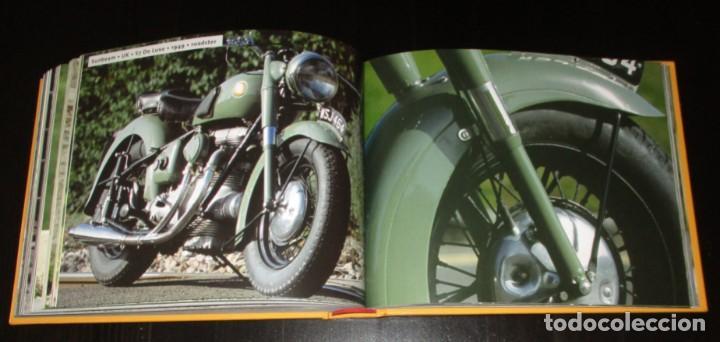 Coches y Motocicletas: MINI BIBLIA DE LA MOTOCICLETA. H. KLICZKOWSKI. EN ESPAÑOL. EDITADO EN BÉLGICA EN 2000 POR TECTUM. - Foto 13 - 261132420