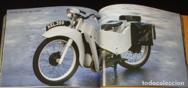 Coches y Motocicletas: MINI BIBLIA DE LA MOTOCICLETA. H. KLICZKOWSKI. EN ESPAÑOL. EDITADO EN BÉLGICA EN 2000 POR TECTUM. - Foto 14 - 261132420