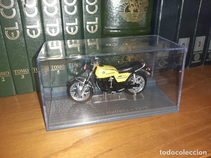 BULTACO (Coches y Motocicletas Antiguas y Clásicas - Catálogos, Publicidad y Libros de mecánica)