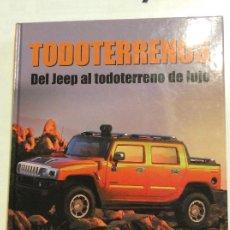 Coches y Motocicletas: TODOTERRENOS . DEL JEEP AL TODOTERRENO DE LUJO . ANDREW CHARMAN. Lote 263097335