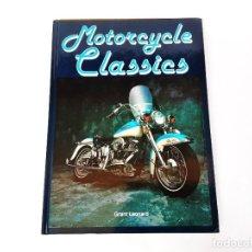 Coches y Motocicletas: MOTORCYCLE CLASSICS GRANT LEONARD AÑO 1992. Lote 265210399