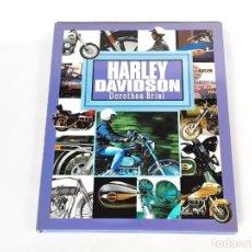 Coches y Motocicletas: HARLEY DAVIDSON DOROTHEA BRIEL AÑO 1994. Lote 265320339