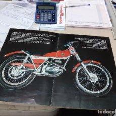 Coches y Motocicletas: BULTACO. Lote 265570979
