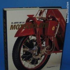 Coches y Motocicletas: EL ARTE DE LA MOTOCICLETA.- VV.AA (CATÁLOGO. GUGGENHEIM. BILBAO). Lote 265818659