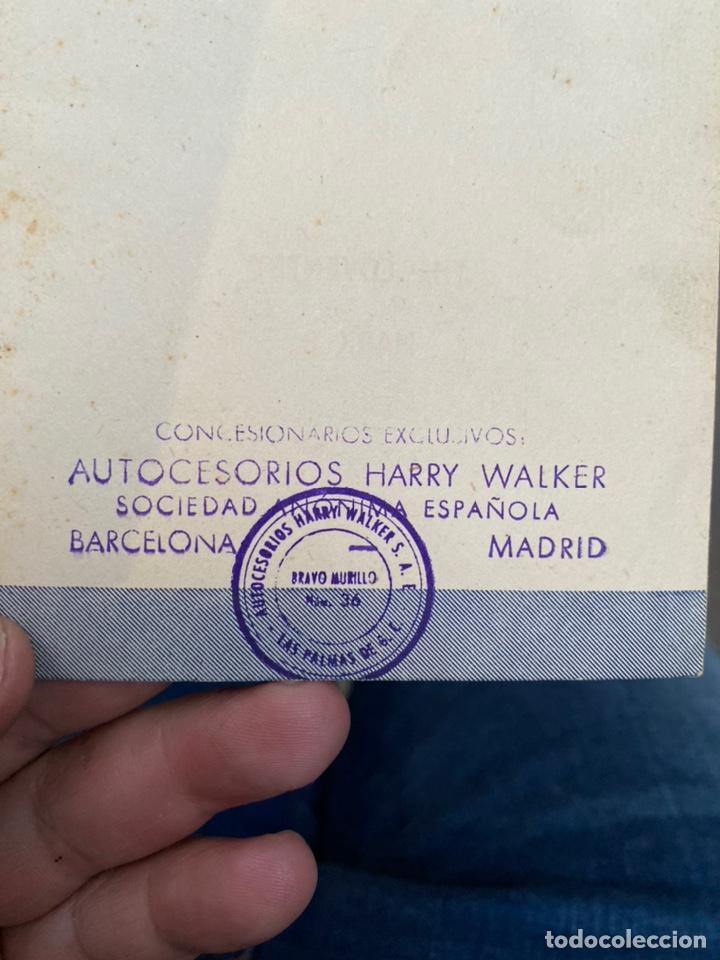 Coches y Motocicletas: Manual de instrucciones las cadenas y el motociclismo años 1947 - Foto 4 - 268458754