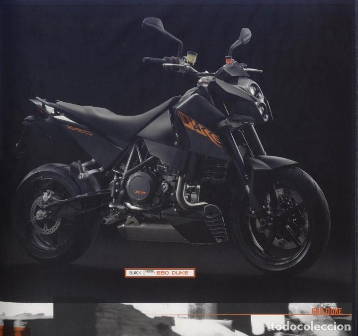 Coches y Motocicletas: CATÁLOGO KTM NAKED 2009 DUKE & SUPER DUKE - Foto 2 - 268600964