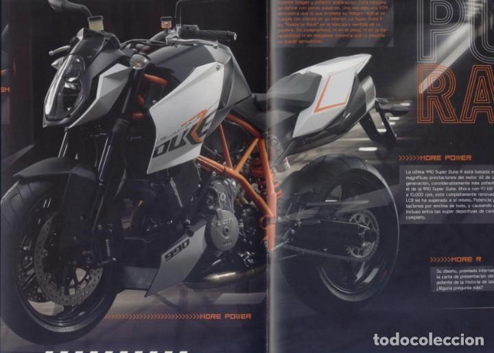 Coches y Motocicletas: CATÁLOGO KTM NAKED 2009 DUKE & SUPER DUKE - Foto 3 - 268600964