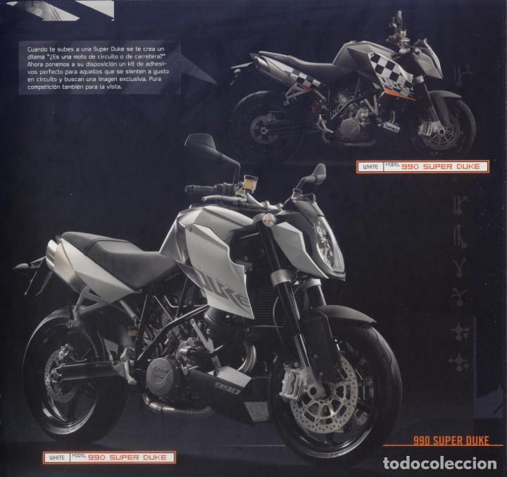 Coches y Motocicletas: CATÁLOGO KTM NAKED 2009 DUKE & SUPER DUKE - Foto 4 - 268600964