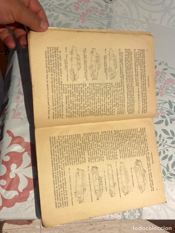 Coches y Motocicletas: Manual de automóviles 21 edición 1955 (Manuel Arias-Paz) Editorial Dossat - Foto 6 - 270407248