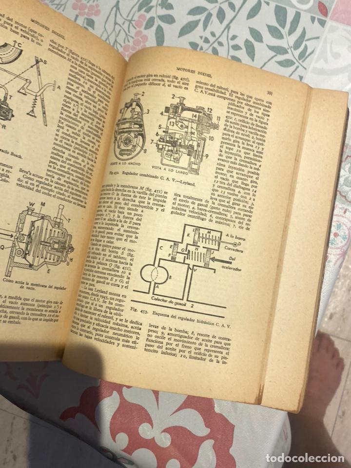 Coches y Motocicletas: Manual de automóviles 21 edición 1955 (Manuel Arias-Paz) Editorial Dossat - Foto 11 - 270407248
