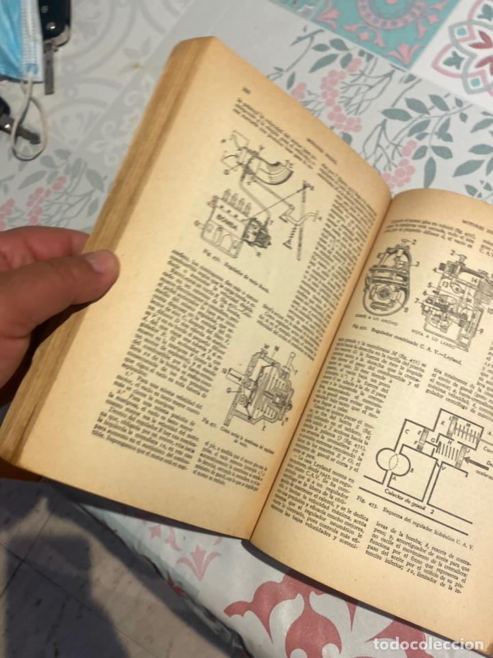 Coches y Motocicletas: Manual de automóviles 21 edición 1955 (Manuel Arias-Paz) Editorial Dossat - Foto 12 - 270407248