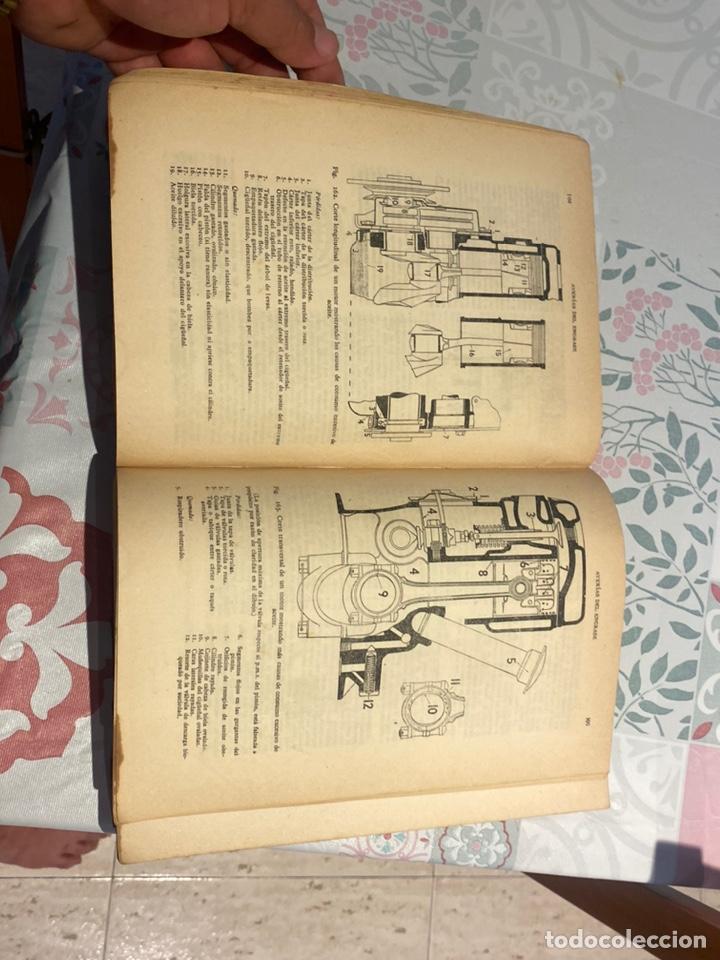 Coches y Motocicletas: Manual de automóviles 21 edición 1955 (Manuel Arias-Paz) Editorial Dossat - Foto 15 - 270407248
