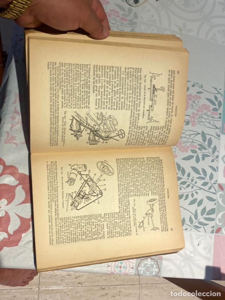Coches y Motocicletas: Manual de automóviles 21 edición 1955 (Manuel Arias-Paz) Editorial Dossat - Foto 16 - 270407248