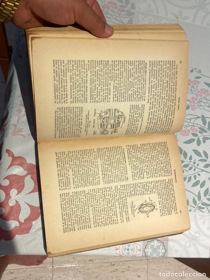 Coches y Motocicletas: Manual de automóviles 21 edición 1955 (Manuel Arias-Paz) Editorial Dossat - Foto 17 - 270407248