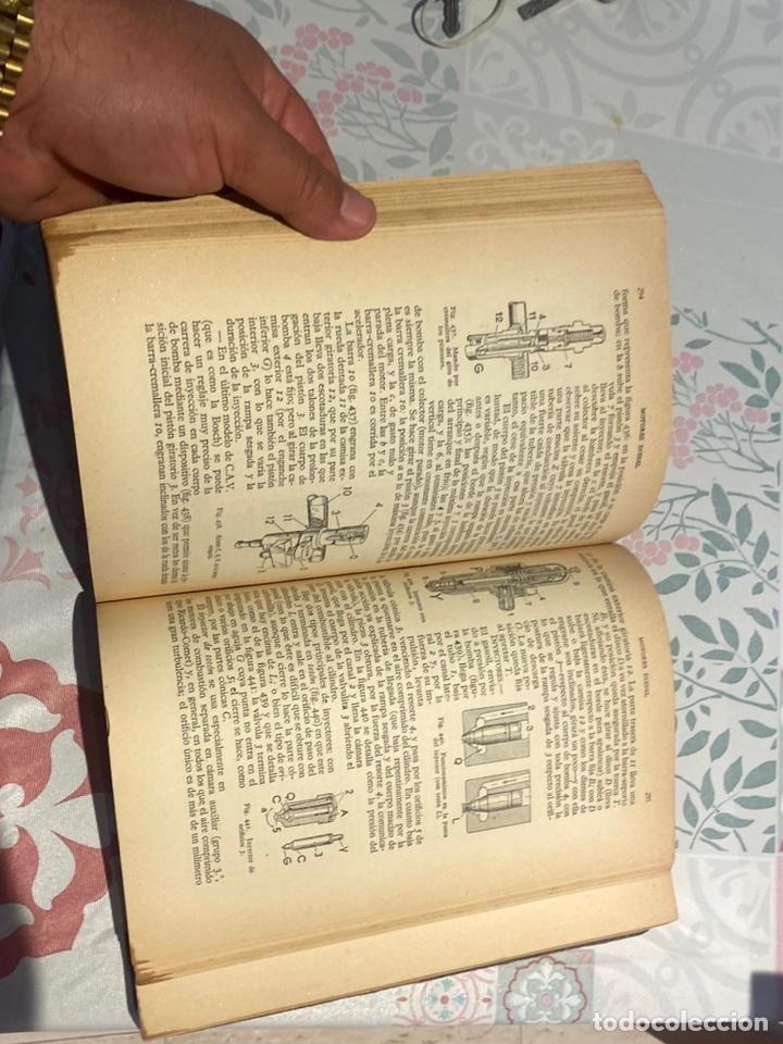 Coches y Motocicletas: Manual de automóviles 21 edición 1955 (Manuel Arias-Paz) Editorial Dossat - Foto 18 - 270407248