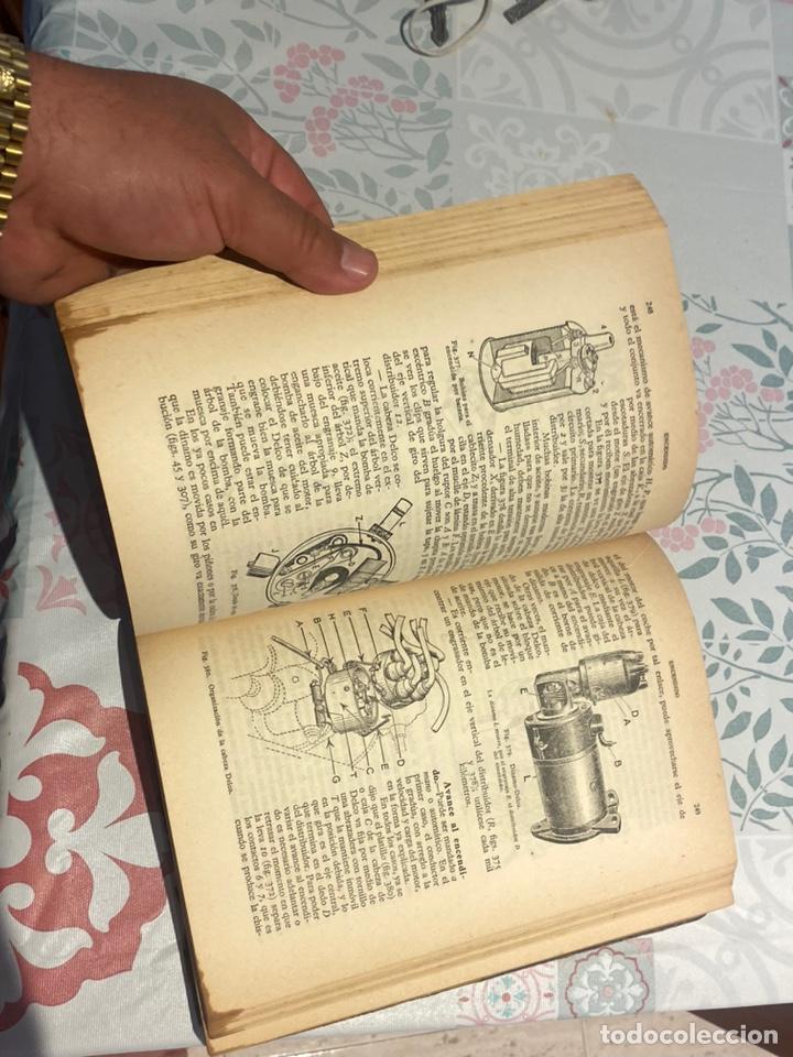 Coches y Motocicletas: Manual de automóviles 21 edición 1955 (Manuel Arias-Paz) Editorial Dossat - Foto 19 - 270407248