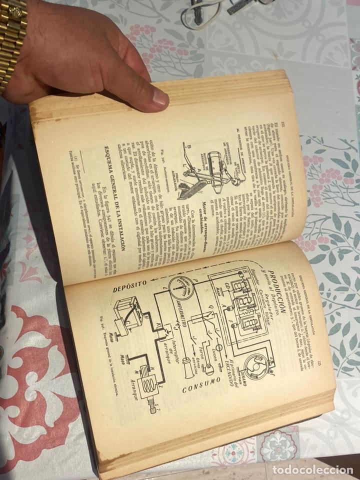 Coches y Motocicletas: Manual de automóviles 21 edición 1955 (Manuel Arias-Paz) Editorial Dossat - Foto 20 - 270407248