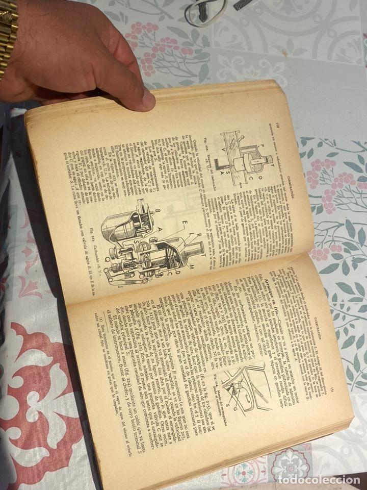 Coches y Motocicletas: Manual de automóviles 21 edición 1955 (Manuel Arias-Paz) Editorial Dossat - Foto 21 - 270407248