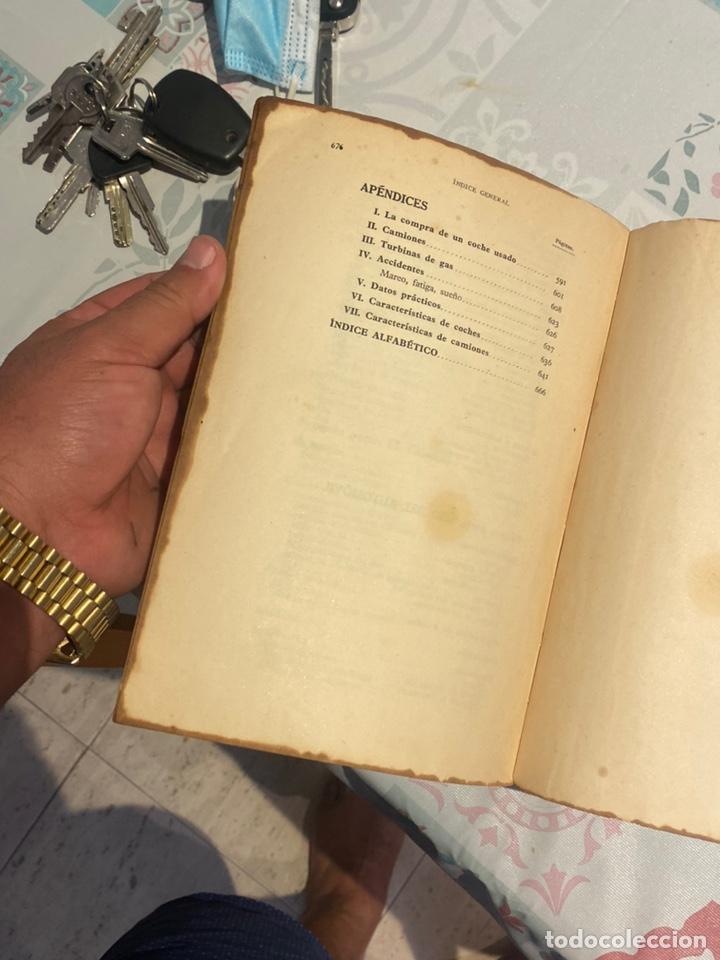 Coches y Motocicletas: Manual de automóviles 21 edición 1955 (Manuel Arias-Paz) Editorial Dossat - Foto 23 - 270407248
